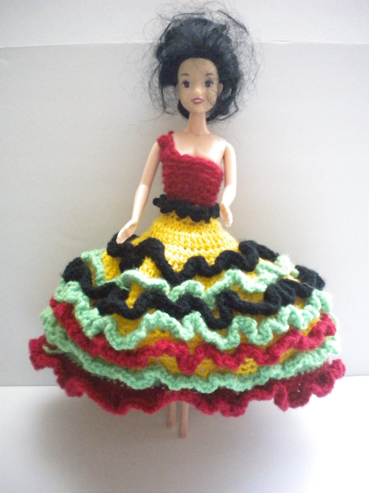 Barbie Flamenca