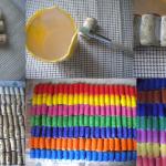Reciclando tapones de corcho
