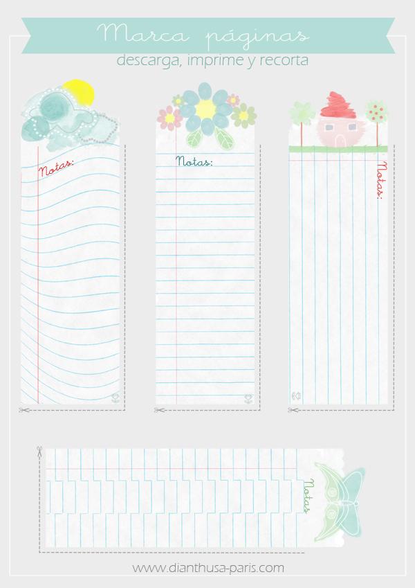 marcapaginas layout