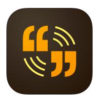 Adobe Voice app