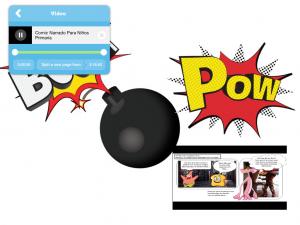 insertar vídeo